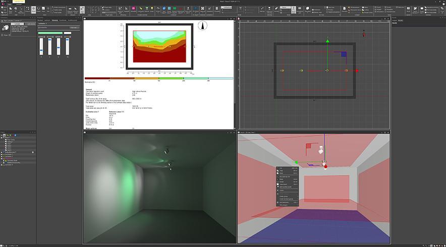 ReluxDesktop GUI