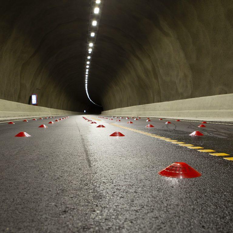 Lysmålinger - Kvernsundtunnelen